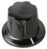 Skirted Knob,17/32,1/4X13/32 PH,8-32 SS -- 1910CV