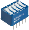 DIP Switches -- 4-435640-8-ND -Image