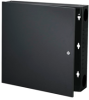 Wallmount Cabinet - 2U, Black -- RM425A-R3
