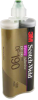 3M Scotch-Weld DP190 Epoxy Adhesive Gray 200 mL Duo-Pak Cartridge -- DP190 GRAY 200ML DUO-PAK -Image