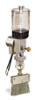 (Formerly B1743-2X-2.25SS-120/60), Electro Chain Lubricator, 2 1/2 oz Polycarbonate Reservoir, Flat Brush Stainless Steel, 120V/60Hz -- B1743-002B1SF11206W -- View Larger Image