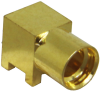 Coaxial Connectors (RF) -- CONMMCX002-SMD-ND -Image