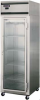 Pass-Thru Glass Door Refrigerator -- S1R-SA-GD-PT
