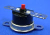 Manual Reset Phenolic Thermostat (Small Button) -- Type 05N / 05X