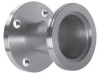 ISO to ASA Conical Adapter Nipple