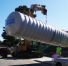 Stormwater Collection Underground Double-wall Tank -- 6' Diameter