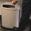 Rubbermaid® Pedal Rolltop Container -- 7813