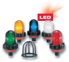 LED Hazardous Loc Flashing Light w/XLT -- 191XL-120-240R-Image