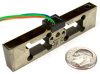 Overload Proof Single Point Miniature Platform Load Cell -- S300