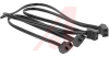 Cord; 24 in.; 45 deg; 2; C45; UL Listed, CSA Certified; Blunt Cut -- 70103657
