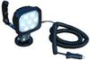 Hand Magnetic LED Light - 7, 3-Watt CREE LEDs - 100lb. Grip Magnetic Base - 675'L X 50'W Spot Beam -- HML-7LED-3C