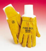 Fire-Dex Elkskin Fire Gloves with Defendex Liquid Barrier and 2-Ply Nomex Knitwrist -- sf-18-999-429D - Image