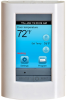 SunStat View Programmable Touch Screen Thermostat -- 500750
