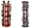 High Voltage Slip Ring Assemblies