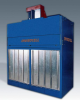 Vertical Cartridge Work Booth -- Enviro-Cell EWC