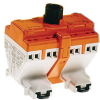 Control Switch, Installation Module, 4pole -- 07-3331-1.0 - Image