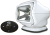 Golight Stryker 3020 Remote Controlled Spotlight w/ WIRED DASH MOUNT CONTROLLER - White -- GL-3020