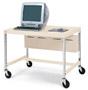 Mobile Computer Cart -- EC7-PB