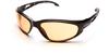 Edge Dakura Black Smoke SW116 Safety Glasses -- SW116