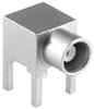 RF Coaxial Board Mount Connector -- 133-3701-306 -Image