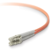 Belkin 10-Meter Multimode Duplex Fiber Optic Patch Cable -- F2F402LL-10M