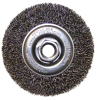 Wire Wheel Brushes for Angle Grinders -- C1840 - Image