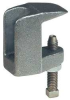 Wide Throat Beam Clamp,Rod Sz 3/4 In -- 4HYG8