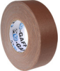 Gaffers Tape - Brown - 2 Inch