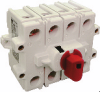 4 Pole Extended/Direct Handle Motor Disconnect Switches -- VKA4100N -Image