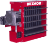 Reznor® EXUB Series Explosion-proof Electric Air Heater -- Model EXUB25
