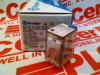 IND. PLUG-IN RELAY, DPDT 10A, 24V DC COIL, AGNI CONTACT, LOCKABLE TEST BUTTON, LED & DIODE -- 5.53E+11