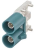 RF Connectors / Coaxial Connectors -- 59S2DU-40MT5-Z -Image