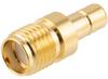 Coaxial Adapter, SMA Female / SMB Jack -- LCAD30009