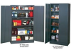 Storage Cabinets -- H3000-GY -Image