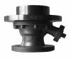 Stainless Steel Tank Bottom Valve -- Pfeiffer Type BR 22a