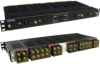 """250A 1RU 19"""" Power Management System -- PDB-8345-0607-(XX) - 1RU Power Management System -- View Larger Image"""
