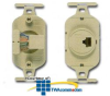 Allen Tel Flush Mount IDC Jack -- AT105