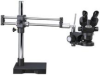 LUXO 23714-ESD ( ESD-SAFE BINOCULAR MICROSCOPE; FOR USE WITH:LUXO 18742 FLUORESCENT RING, 18744 LED RING LIGHT, LFOD150 DIMMABLE FIBER OPTIC ILLUMINATOR & 18746 DIMMAB ) -Image