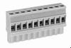 Metric Pin Spacing Screw-Cage Clamp Plug -- 36.265