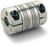 Flexible Clamp Style Beam Couplings FCR Series