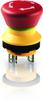 E-Stop Pushbuttons -- LUMOTAST 22 E-Stop