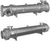 Straight Tube Heat Exchangers, Aftercoolers -- OF, OS, GS - Image