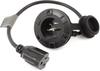 10343 AC Port Plug with 13A Extension Cable, NEMA 5-15R, 125V -- 10343 - Image
