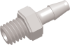 Premium Grade Barb to Thread Straight Connector -- APRC11227FB06WN-Image