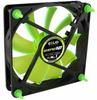 Gelid Solutions WING 12 - 120mm Gamer Case Fan - UV Green -- 100013