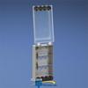 Panduit® Mini-Com Water Resistant Faceplate -- CFPWR4