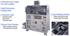 Seam Sealers and Lid Tack Micro Joining Welder -- In Vacuum Type/Semi-Automatic Type