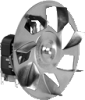 Circulation Blowers for Hot Air -- RRL140-3020LH
