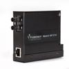 10/100Base TX to 100Base FX Industrial Fiber Optic Ethernet Fast Ethernet Media Converter -- MF727xS