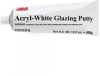 3M 05095 White Glaze - Paste 14.5 oz Tube -- 051131-05095 - Image